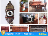 Grandview Estate Auction- Electronics, Music, Furniture & Collectibles