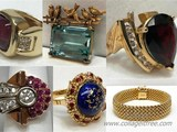 Part #1 Fine Atlanta Estate Jewelry Collection