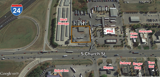 3,600 SF Commercial Building on .92 +/-AC Zoned CH