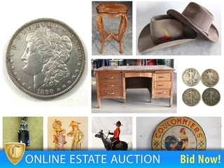 Estate Jewelry, Antiques, Train & Toys, & More Ends 12/13