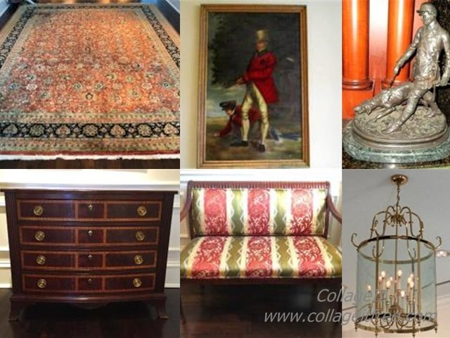 The Atlanta Country Club Is Remodeling Their Facility And Selling All The  Existing Furniture, Art, Bronzes, Rugs, Commercial And Residential  Lighting, ...