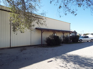METAL SHOP BUILDING * PREVIOUS NAPA PARTS & SERVICE GARBER OK