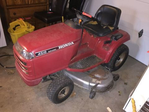 Riding Lawn Mowers Furniture Household Massart Auctioneers