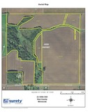 153.60 ACRES OF PRIME BARE CROP LAND SELLING AT ABSOLUTE AUCTION, RICHLAND TWP RICE. CO. FOR ALBERT & JANET BATCHELDER