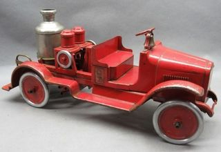 Lot# 2004 - Buddy L CFD Fire Pumper- Ori