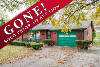 GONE! SOLD PRIOR TO AUCTION.No Reserve Auction: 3 Bedroom, 1.5 Bath Home  | Kansas City, MO