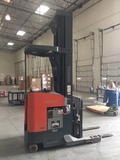 Toyota Narrow Aisle Reach Truck
