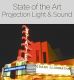 State of the Art Projection SoundLighting Theater Assets Online Auction Culpeper, Va