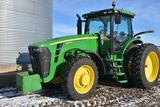 EXCEPTIONALLY CLEAN JOHN DEERE FARM RETIREMENT AUCTION FOR LEON & RAY GERGEN