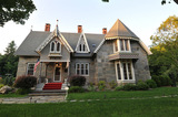 Historic Pristine Gothic Revival Mansion