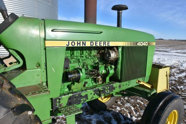 exceptionally clean john deere farm retirement auction for leon john deere b wiring harness click on any image to view larger