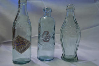 Coca Cola Bottle Collection Auction