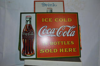 Coca Cola Memorabilia Auction