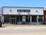 HISTORICAL COMMERCIAL BUILDING *  SAGE BRUSH * FAIRVIEW OKLAHOMA