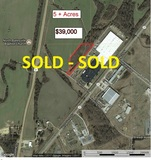 Panola County MS - Batesville - 5 ac. Commercial Land
