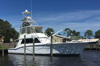 55 Ft. Hatteras Sport Fishing Boat