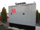 GENERATOR & EXECUTIVE OFFICE FURNITURE AUCTION