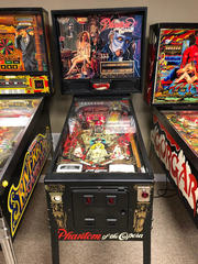Collectible Pin Ball Machines