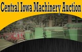 Central Iowa Machinery Auction