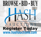 January 25 2018 online auction