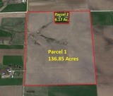 142.18 ACRES CLASS A CROP LAND, ZUMBROTA TWP, GOODHUE CO. FOR THE JEROME MROZEK ESTATE