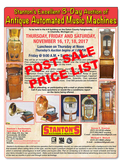 PAST-PHONOGRAPH FALL 2017 CATALOG & POST SALES REPORT