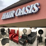 Hair Oasis Salon Timed Online Only Liquidation Auction