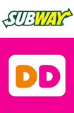 Former Subway Restaurant & Dunkin Donuts Production Equipment Auction