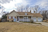 (ANDOVER) 4-BR, 2-BA Home w/ 2-Car Gar on .63+/- Acre Lot