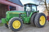 Late Model Farm Machinery Auction: Saturday Morning, April 14th, 10:00 A.M.