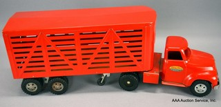 Tonka Livestock Truck and Trailer