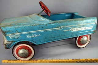 Tee Bird Ball Bearing Pedal Car