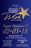 St. Mary's Super Auction