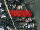 "SOLD & CLOSED- 1.28± Acre Residential Lot on Intracoastal Waterway in Prestigious ""Sewalls Point"""