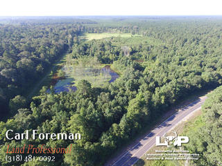 50+/- Acres Land For Sale in Evangeline Parish