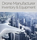 CLOSING MONDAY Phase #2 of Manufacturer's Drones Excess Equipment Online Auction Jessup, MD