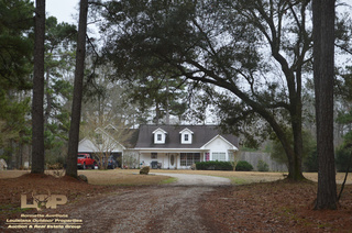 Home & Acreage For Sale in Pine Prairie, LA