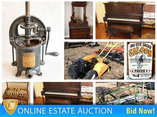 Massive Bunnell Estate Auction | Part II | Ends 3/26/18