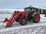 Tractors/Farm Machinery/Feed Auction