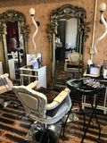 BEAUTY SALON FURNITURE, ACCESSORIES & SUPPLIES