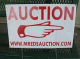 UPCOMING AUCTIONS AT MR. ED'S