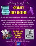 RELAY FOR LIFE LIVE CHARITY AUCTION