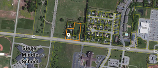 2.3 Acres Commercial Potential on W. Thompson Lane in Murfreesboro