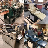 Print Shop & Doctors Office Timed Online Liquidation Auction