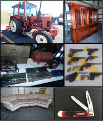 Absolute Online Only Auction