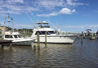 43 Ft. Hatteras - Super Good Boat