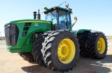 Farm Equipment Auction Near Thomas, OK