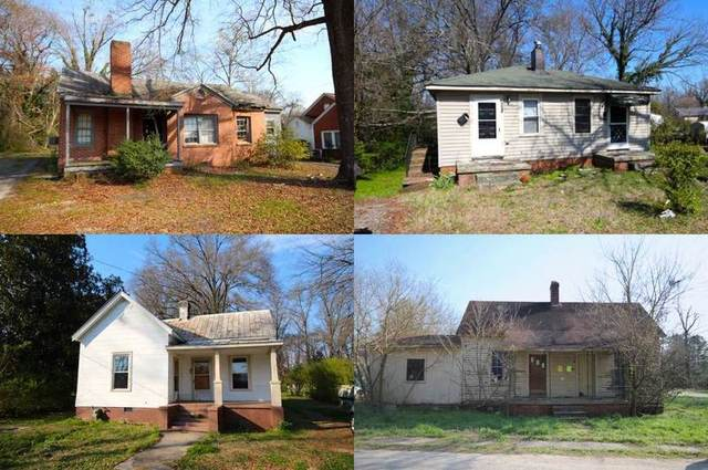 15 Properties in Anderson Co.: