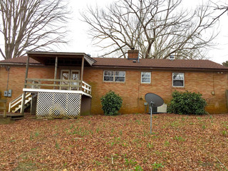 Back of Home - 245 Evergreen Rd, Clarksville
