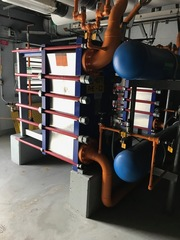 Alfa Laval Heat Exchanger: